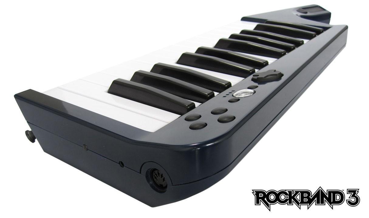 Rock Band 3 - Gli strumenti