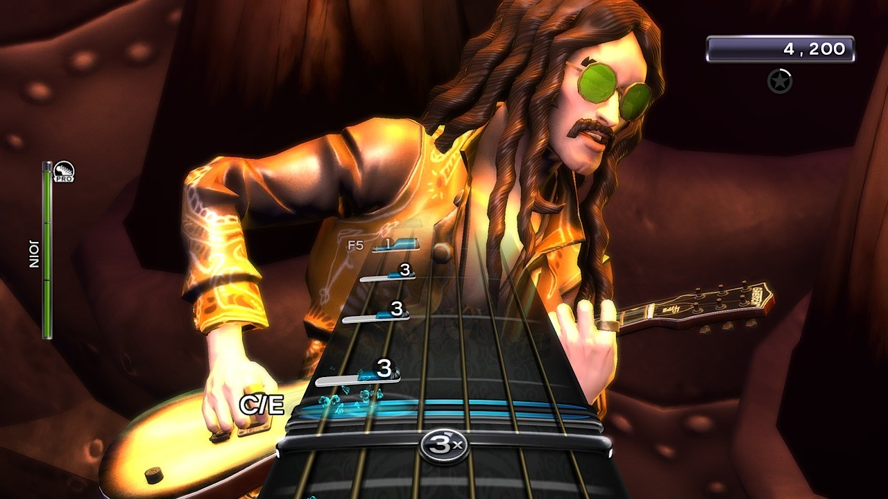 Rock Band 3 - Note alte!