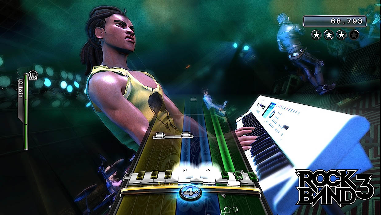 Rock Band 3 - Screenshots