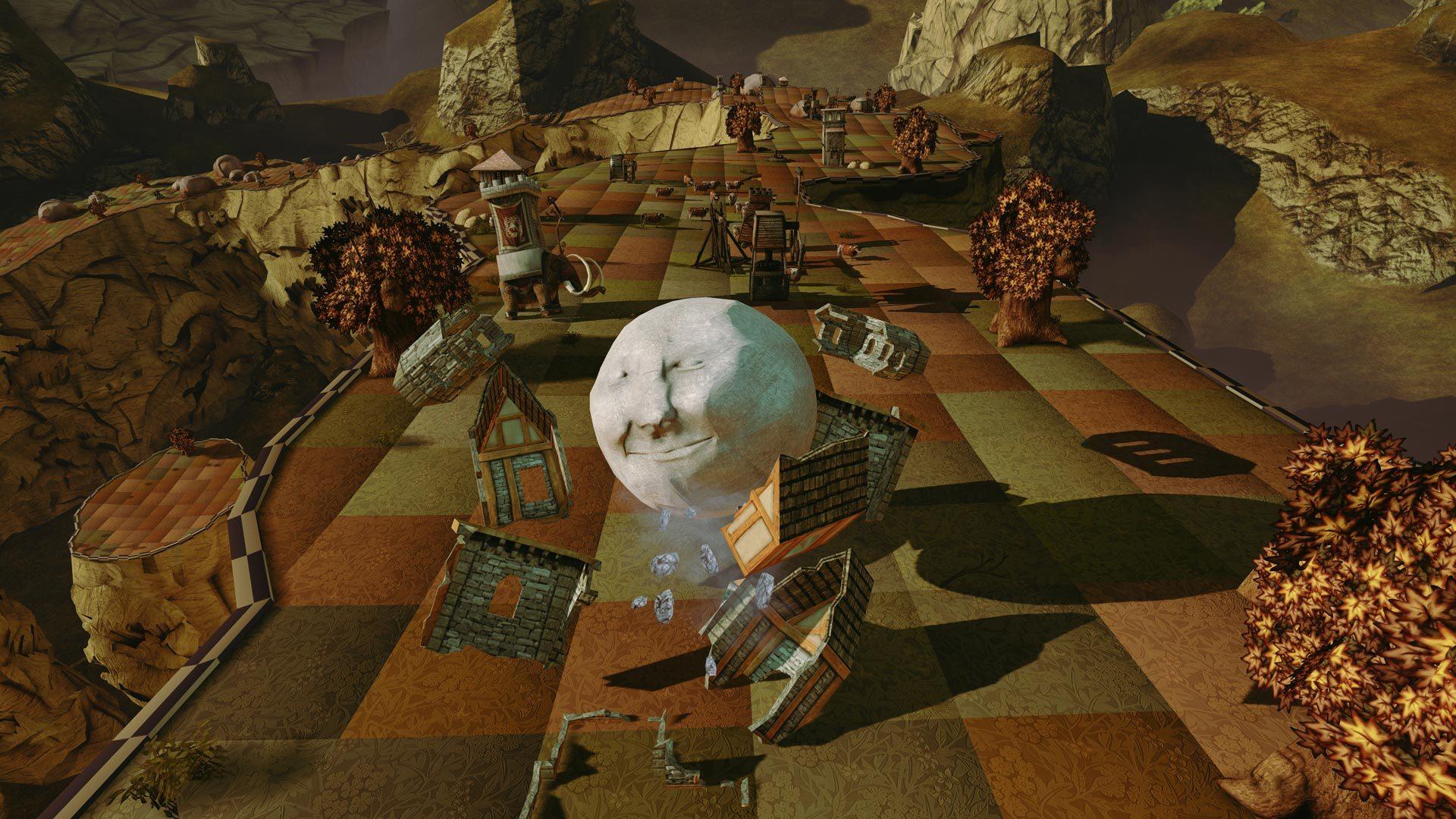 Rock of Ages - Screenshots
