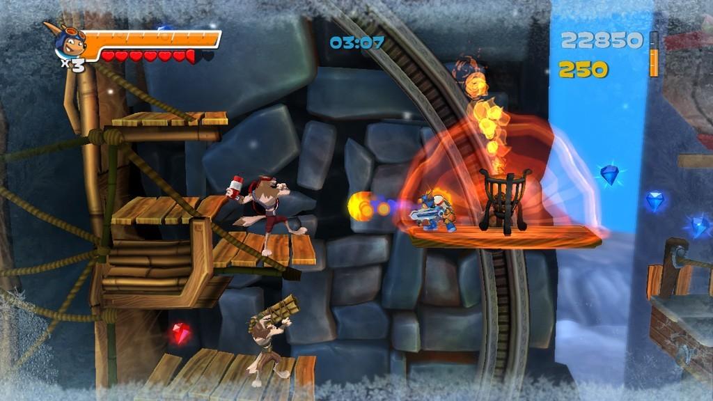 Rocket Knight - Altri screenshots