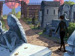 Runaway: A Twist of Fate - Immagini del gameplay DS