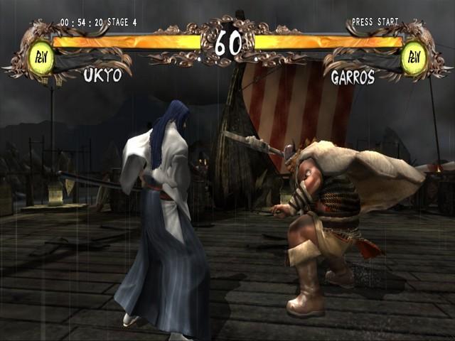 Samurai Shodown: Edge of Destiny - Immagini di gioco