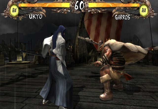 Samurai Shodown Sen - Screens
