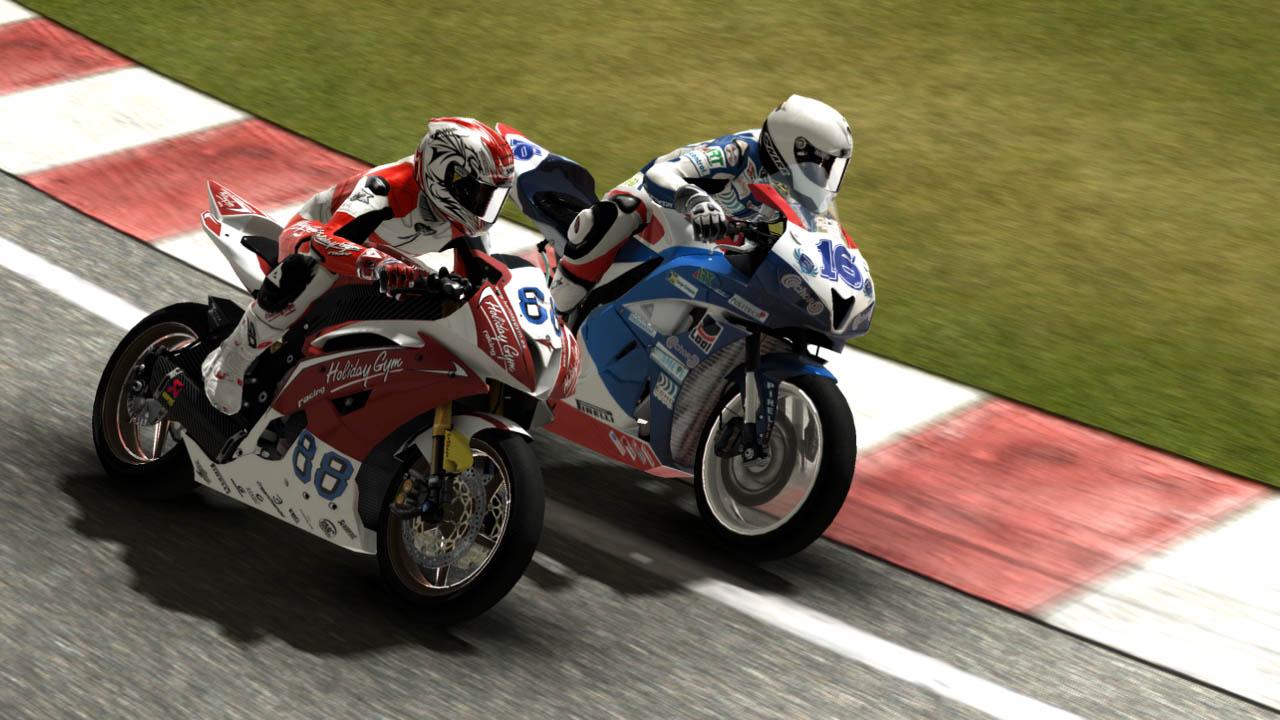 SBK X - Supersport