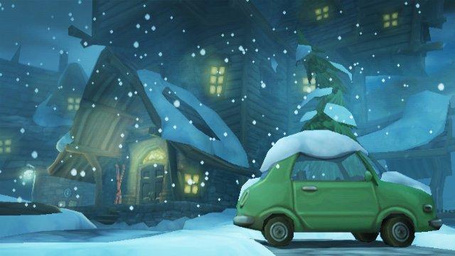 Scooby-Doo e la Palude del Mistero - Screenshots