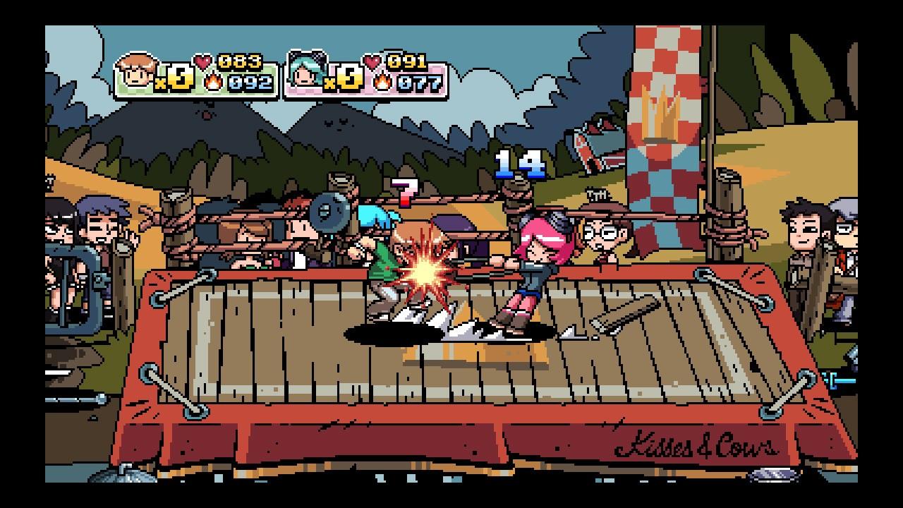 Scott Pilgrim vs. The World - DLC Screenshots