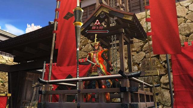 Sengoku Basara 3 - Personaggi dal gameplay