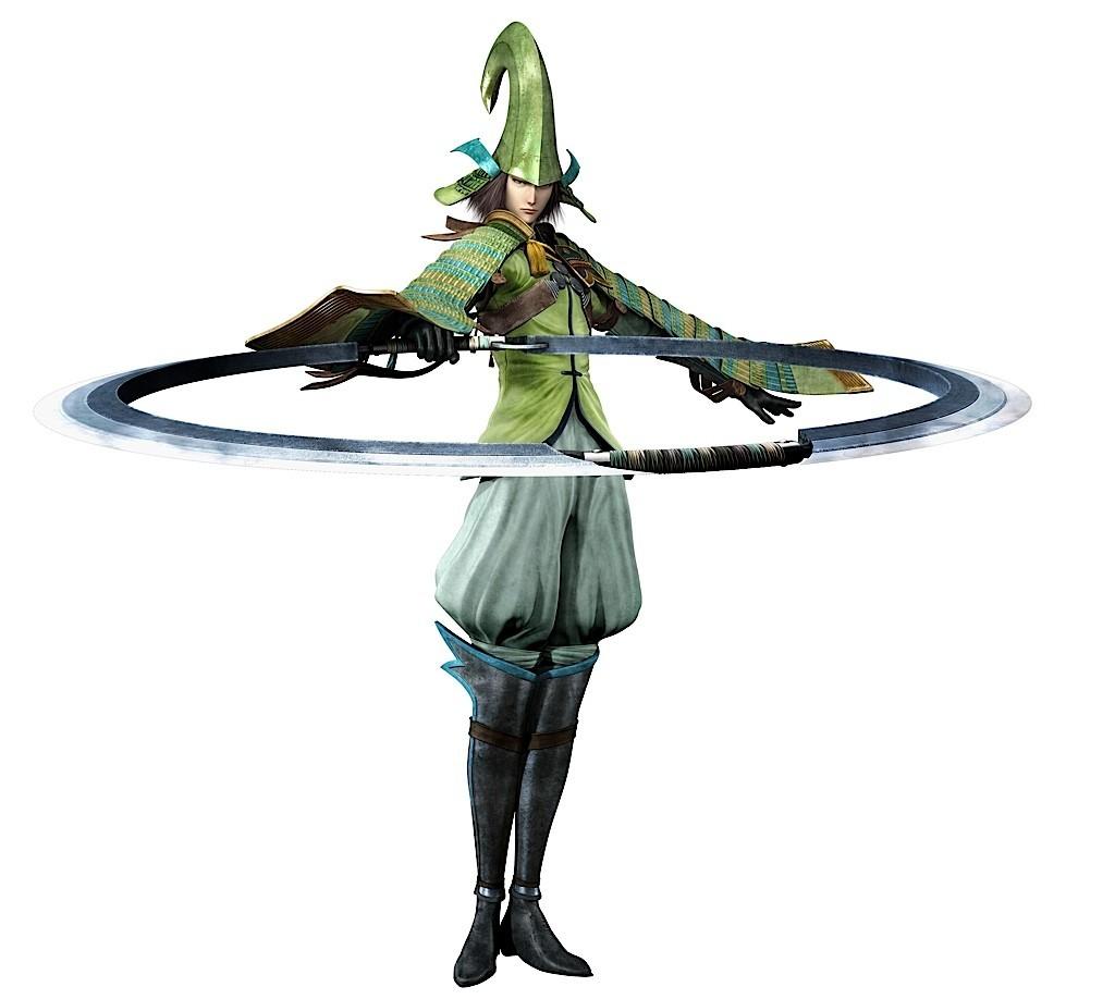 Sengoku BASARA Samurai Heroes - Altre immagini