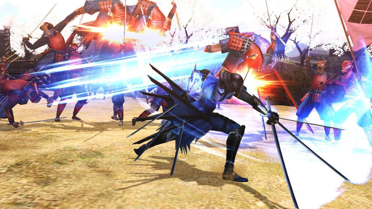 Sengoku BASARA Samurai Heroes - Captivate 10 pt. 1