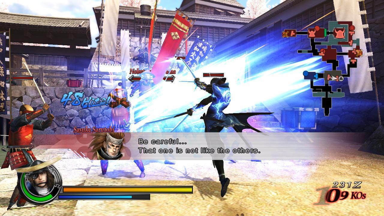 Sengoku BASARA Samurai Heroes - Captivate 10 pt. 2