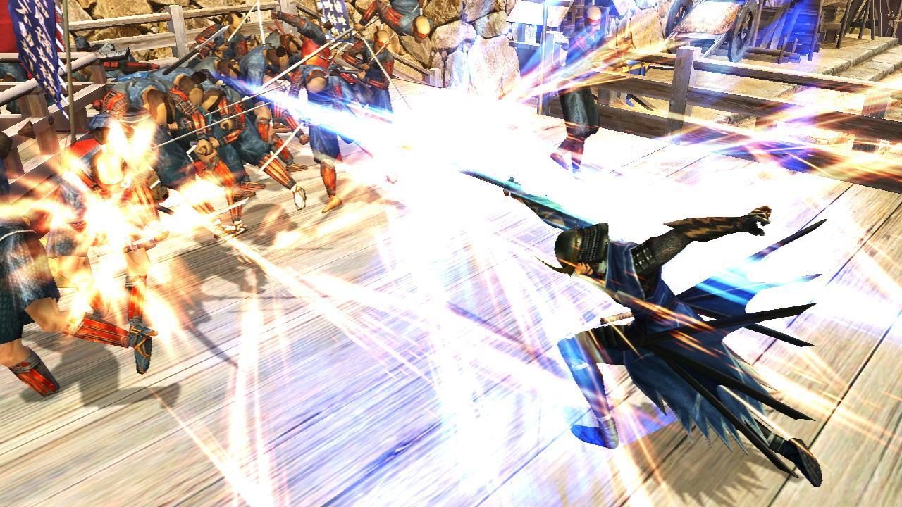 Sengoku BASARA Samurai Heroes - Captivate 10 pt. 3