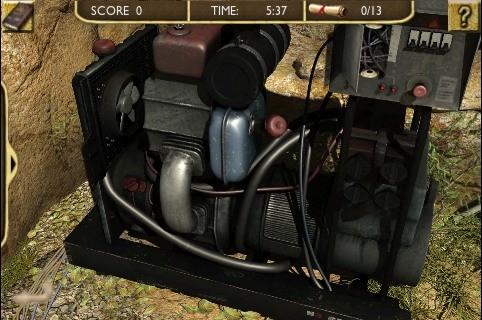 Shadow Edge - Screenshots