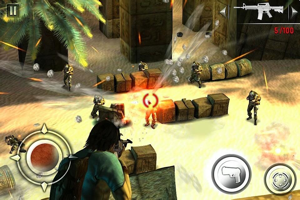 Shadow guardian - Prime immagini