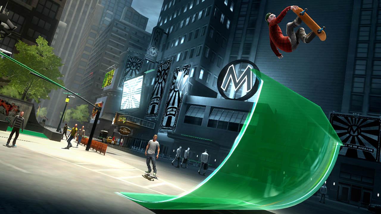 Shaun White Skateboarding - On the Skate