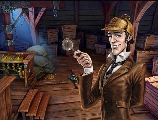 Sherlock Holmes and the Mystery of Osborne House - Screens