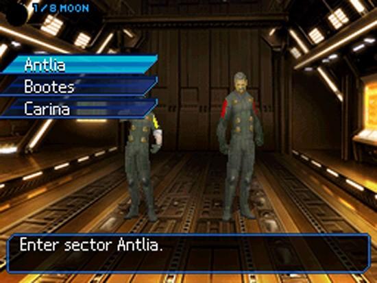 Shin Megami Tensei Strange Journey - In Game