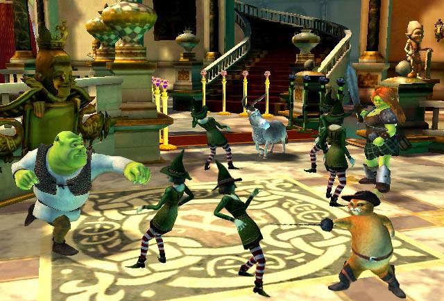 Shrek e vissero felici e contenti - Wii