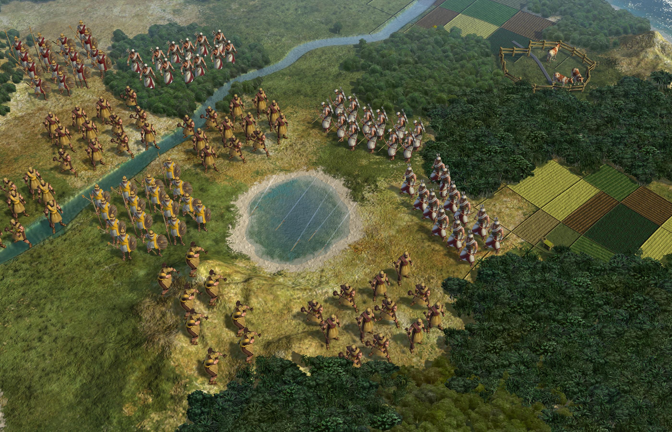 Sid Meier's Civilization V - Screenshots