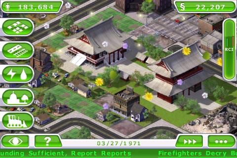 Sim City Deluxe - Screenshots