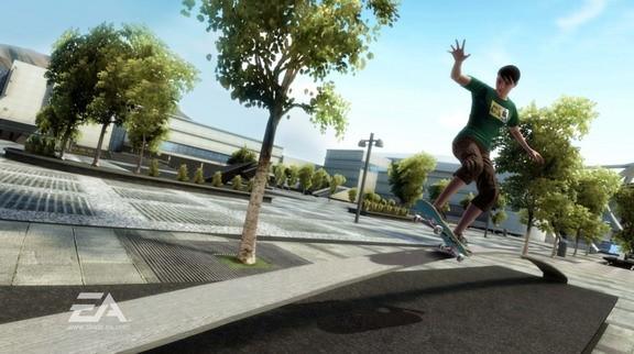Skate 3 -  Evoluzioni su quattro ruote