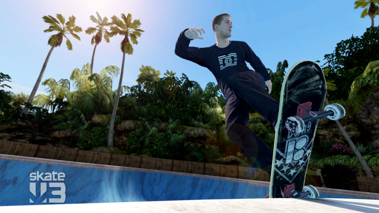 Skate 3 - In volo sullo skate