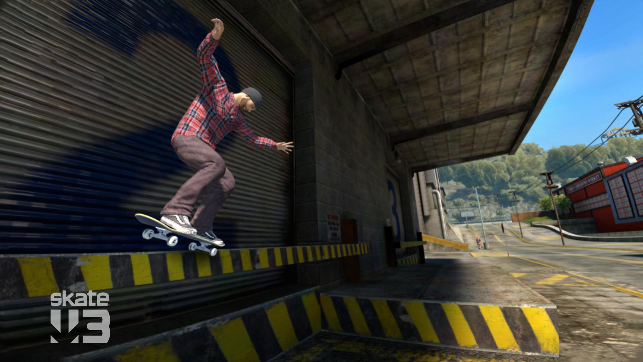 Skate 3 - Salti e acrobazie