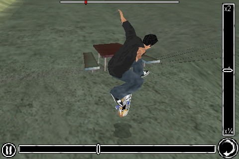 Skate It - Screenshots iPhone