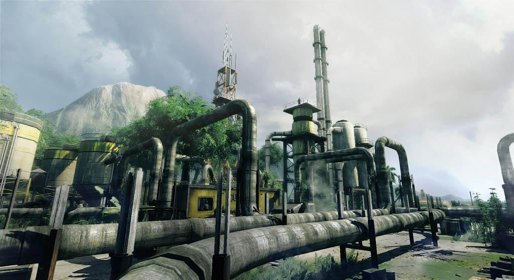 Sniper: Ghost Warrior - Industrie e vilaggi