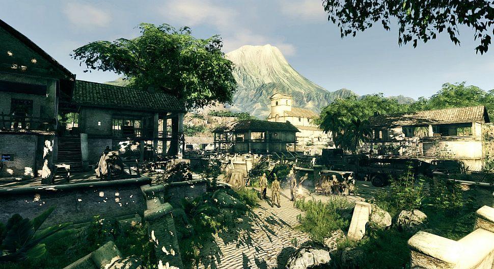 Sniper: Ghost Warrior - Screenshots ambientali
