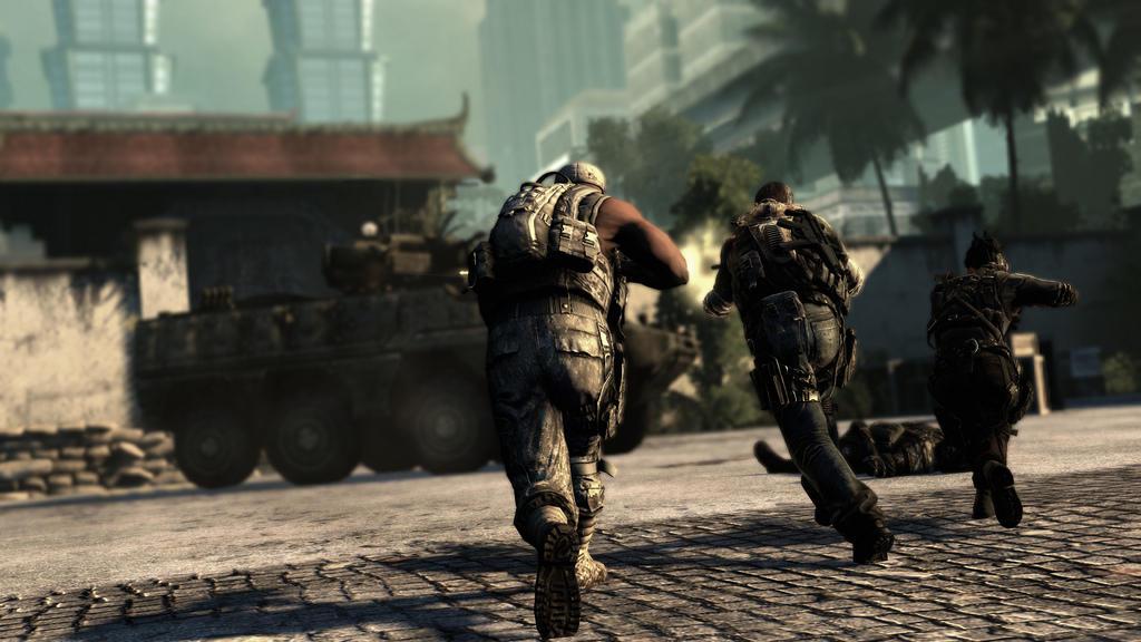 SOCOM 4 - Screenshots