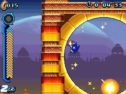 Sonic Colours - Tante immagini per DS