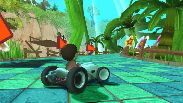 Sonic & Sega All-Star Racing - Acrobazie e... incidenti!