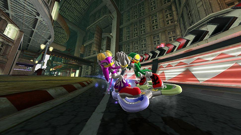 Sonic Free Riders - Gioco di coppia