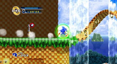 Sonic the Hedgehog 4 - Screenshots