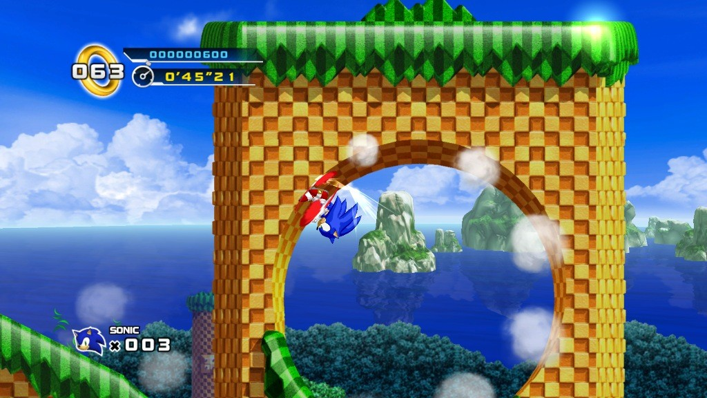 Sonic the Hedgehog 4 - Sempre di corsa!