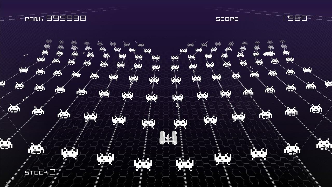 Space Invaders Infinity Gene - Screenshots