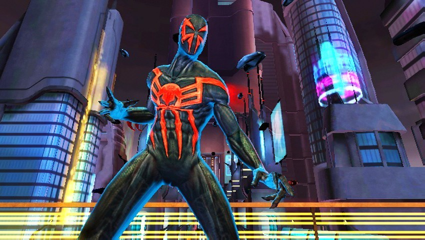 Spiderman Shattered Dimensions - Wii Screenshots