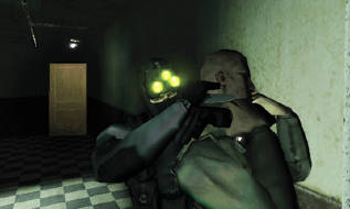 Splinter Cell: Chaos Theory 3D - Ancora immagini