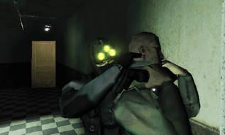 Splinter Cell: Chaos Theory 3D - Ancora immagini