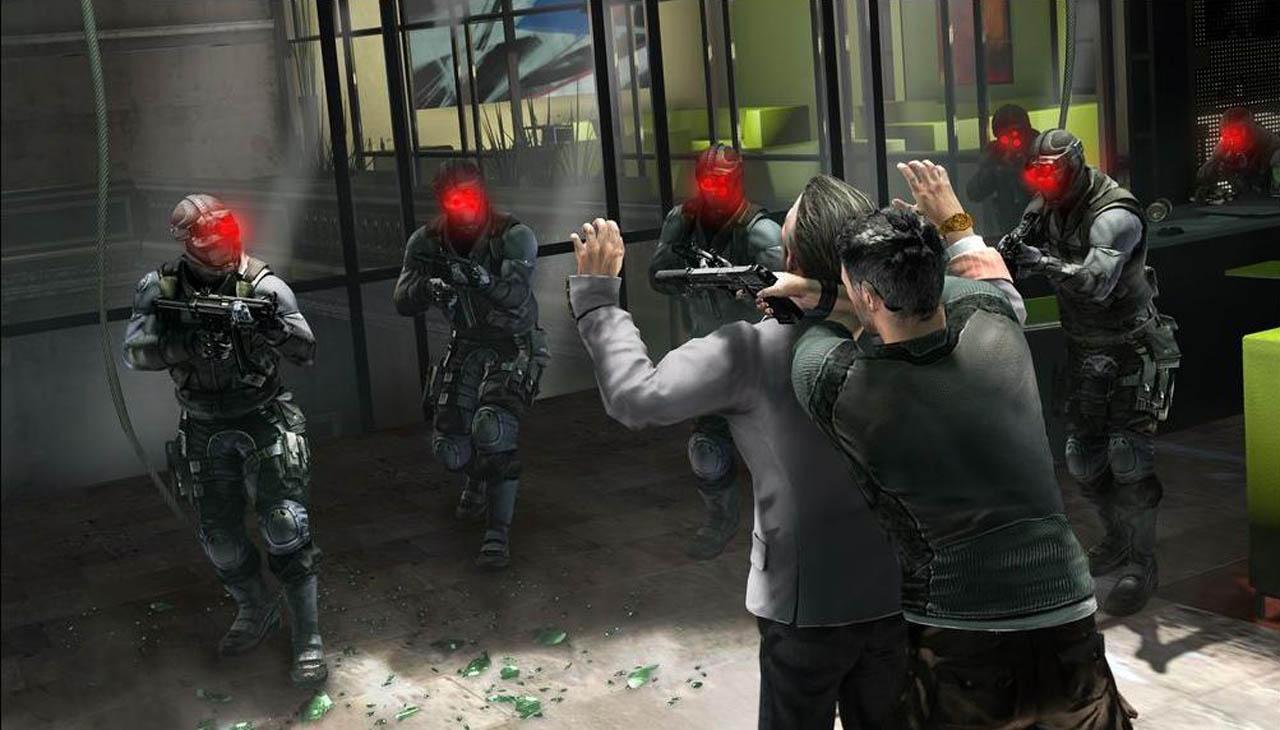 Splinter Cell: Conviction - Armi in pugno - X10