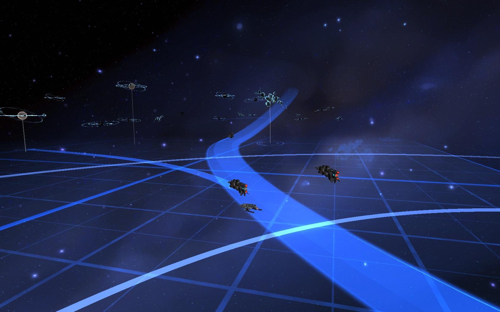 Star Trek Online -  Battaglie spaziali