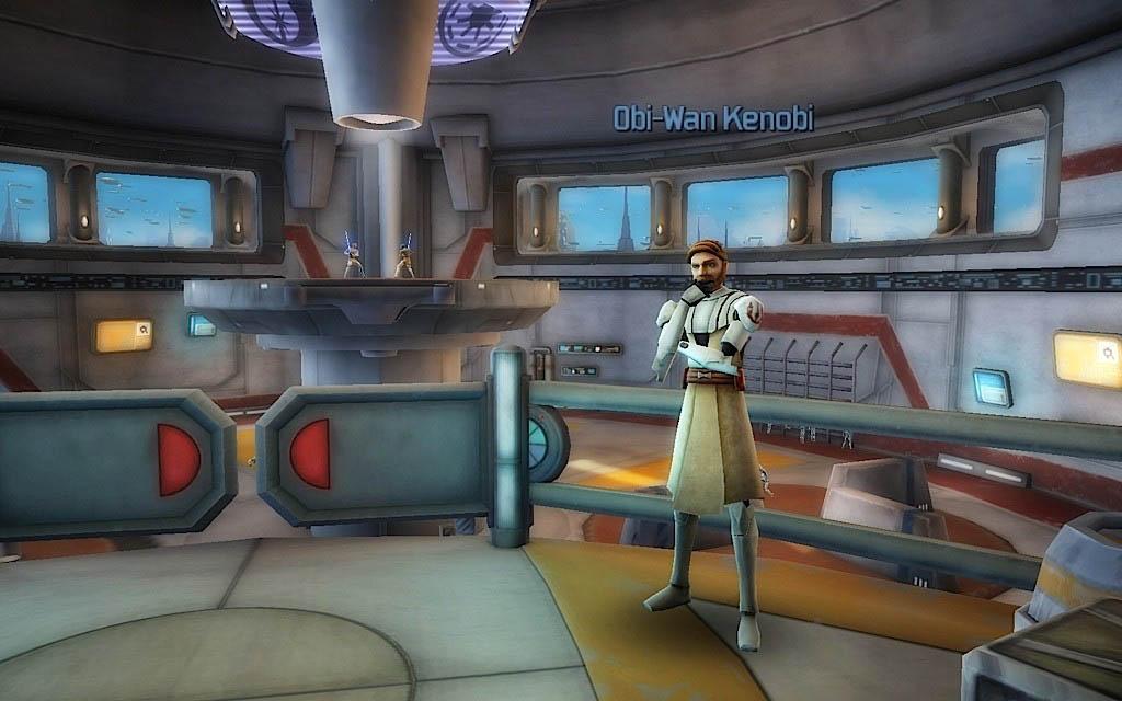 Star Wars: Clone Wars Adventures - Screenshots