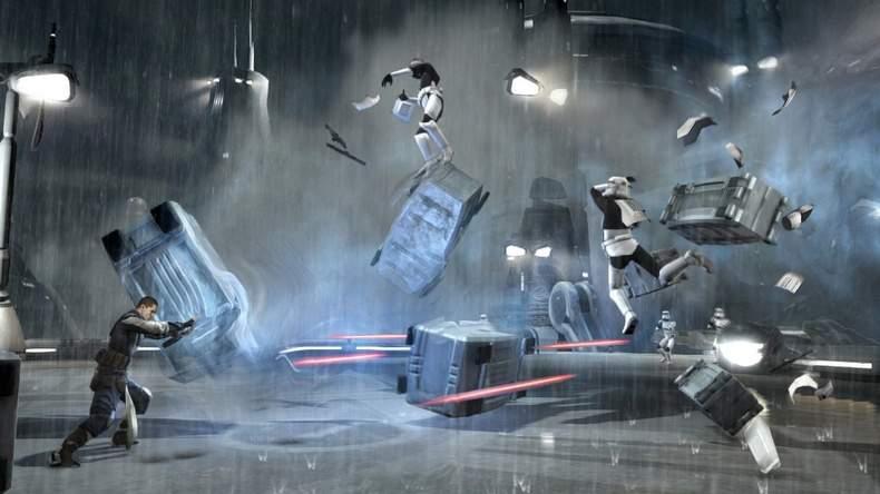 Star Wars: Il Potere della Forza 2 - Altre immagini