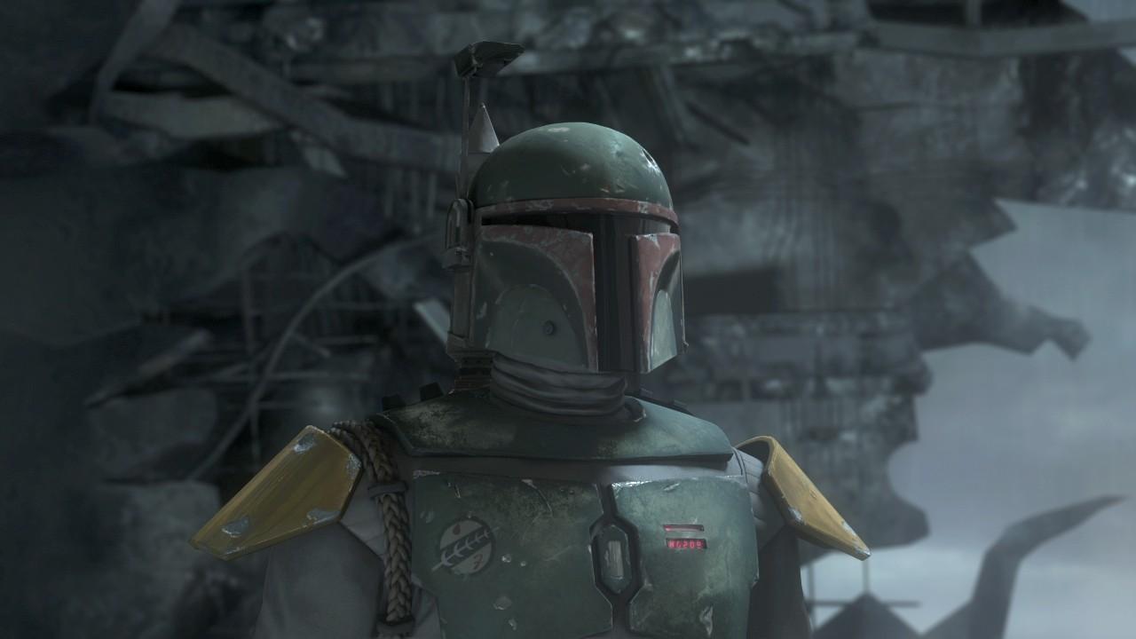Star Wars: Il Potere della Forza 2 - Boba Fett Screens