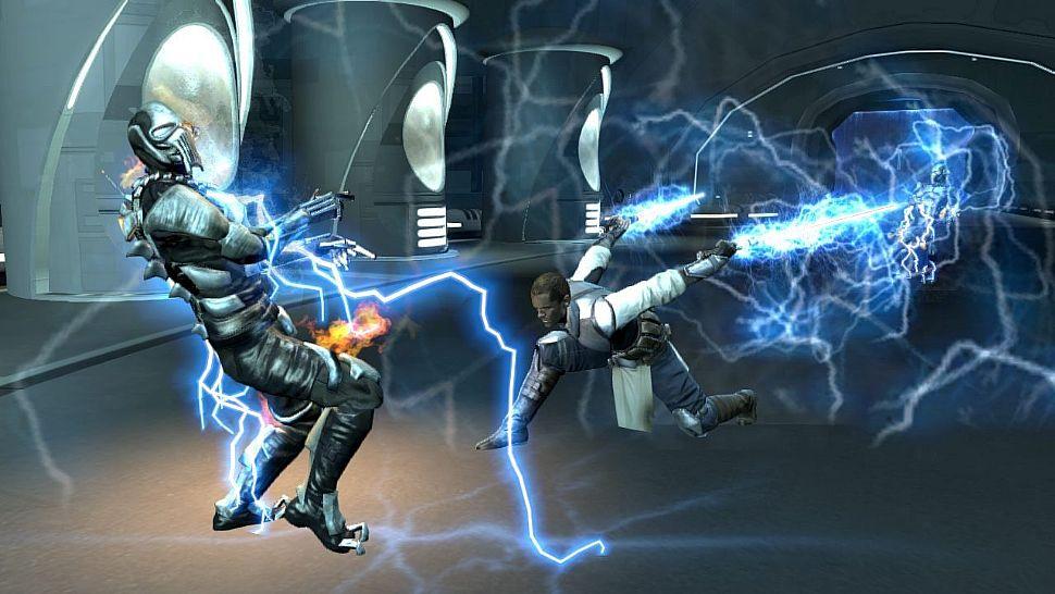 Star Wars: Il Potere della Forza 2 - Combattimenti