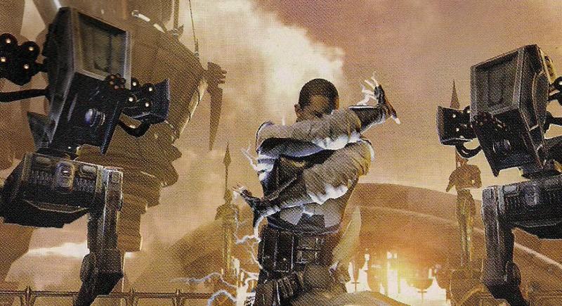 Star Wars: Il Potere della Forza 2 - Prime immagini