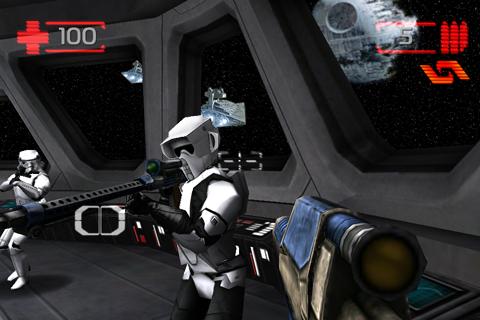 Star Wars: Imperial Academy - Screenshots