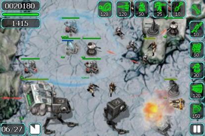 Star Wars: The Battle for Hoth - Screenshots