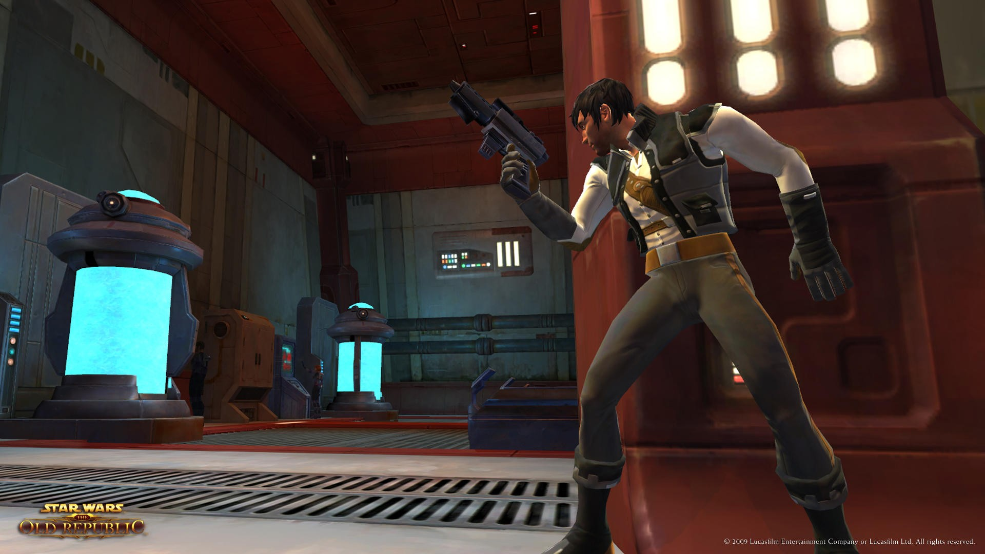 Star Wars: The Old Republic - Ancora screenshots